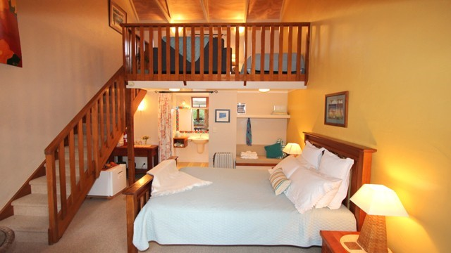 Beachhut Suite - downstairs